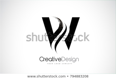 黒 ロゴ アイコン シンボル ベクトル ストックフォト © blaskorizov