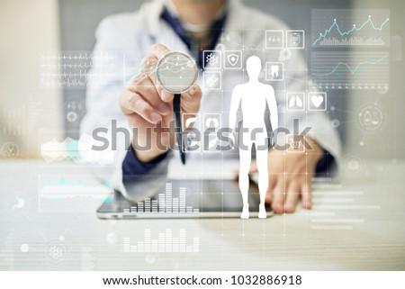 E-Health Stock photo © Mazirama