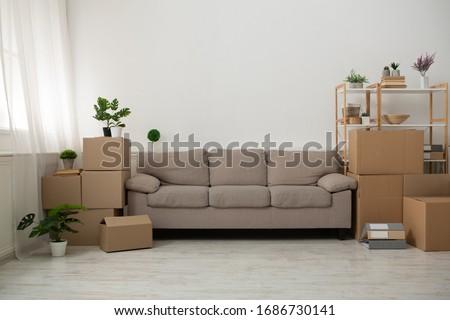 новых квартиру домах район Берлин дома Сток-фото © elxeneize
