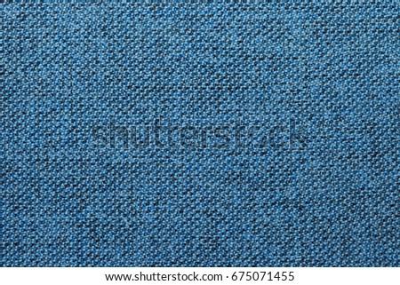 Blauw wol textuur detail achtergrond Stockfoto © THP