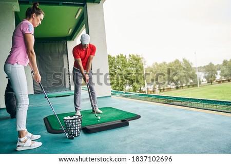 golf · şampiyon · simge · beyaz · golf · topu - stok fotoğraf © photography33