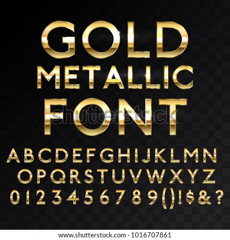premium golden style text effect in 3d Stock photo © SArts