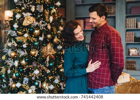 Família casal bastante esposa marido pr Foto stock © vkstudio