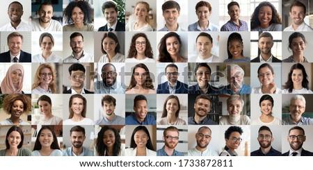 Hiring business group Stock photo © burakowski