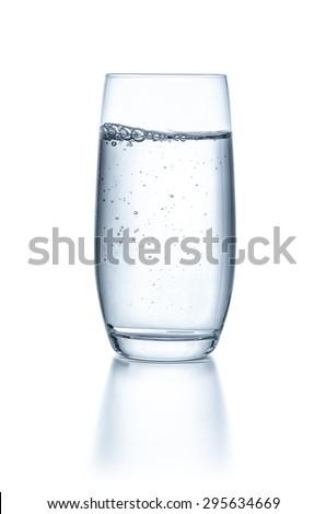 agua · filtrar · vaso · blanco · limpio · líquido - foto stock © ozaiachin
