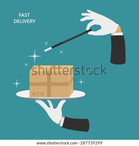 Magic Wand isometric icon vector illustration Stock photo © pikepicture