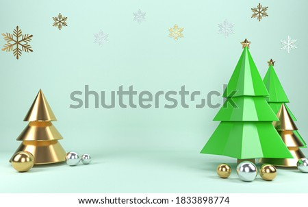 christmas ball in star shape in front of a metal ribbon stock photo © rob_stark