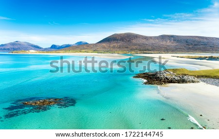 Scottish beauty Stock photo © vanessavr