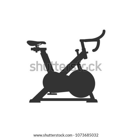 Spin bikes in fitness studio Stock photo © wavebreak_media