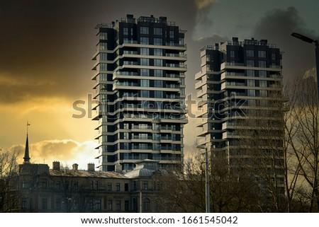 Building Stock photo © zzve