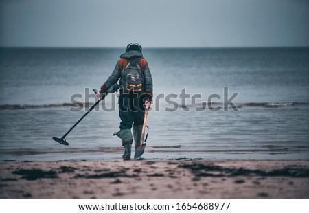 macio · onda · mar · praia · praia · textura - foto stock © smuki