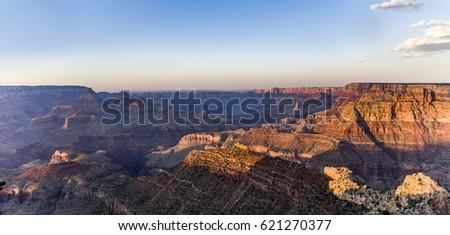 Fantastyczny widoku Grand Canyon punkt południe Zdjęcia stock © meinzahn