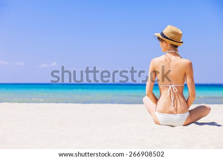 Blauw lingerie mooie roemeense brunette meisje Stockfoto © disorderly