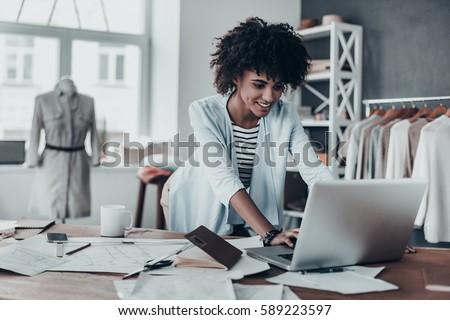 Business fashion stock photo © Novic