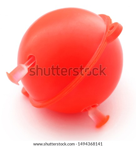 Bubble float for casting in angling Stock photo © bdspn
