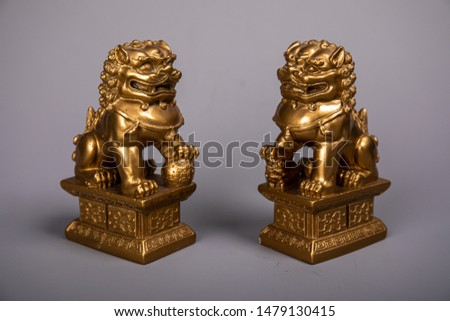 China Carving Stock photo © Witthaya