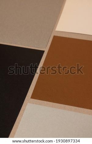 Gris Polaroid madera vector Foto stock © saicle