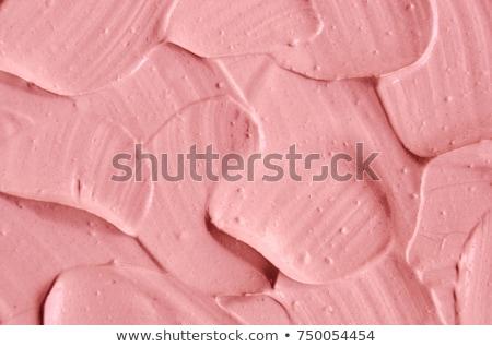 Bellezza crema per il viso delicato pelle rose rosse Foto d'archivio © Anneleven