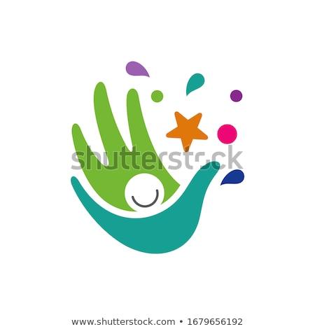 Nursery school abstract concept vector illustration. Stock photo © RAStudio