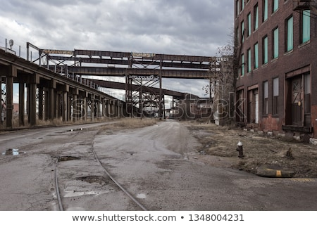 Industrial Factory Depression Stock photo © Alvinge