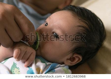 Baby boy portrait  stock photo © get4net