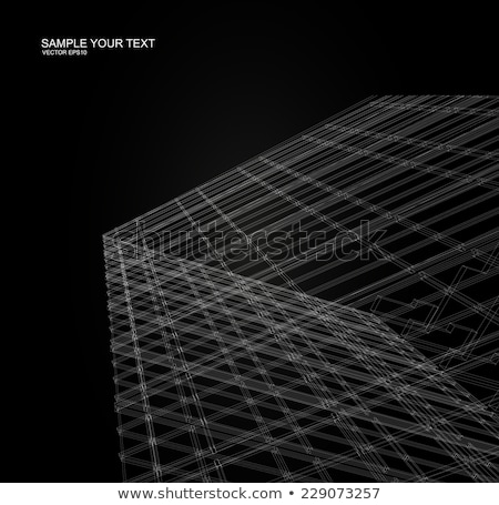 行列 ビジネス インターネット 電話 芸術 ストックフォト © Archipoch
