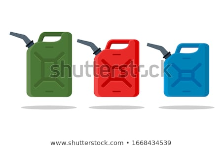 Gas can Stock photo © Stocksnapper