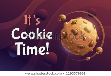cookies food background Stock photo © goce