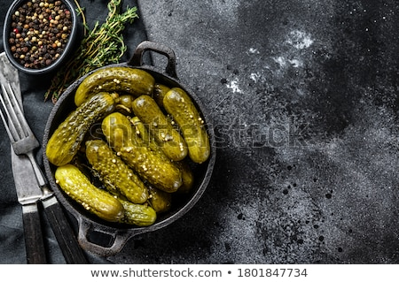 gherkins Stock photo © joker