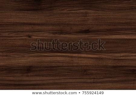 Oscuro vetas de la madera ilustrado pieza madera Foto stock © nicemonkey