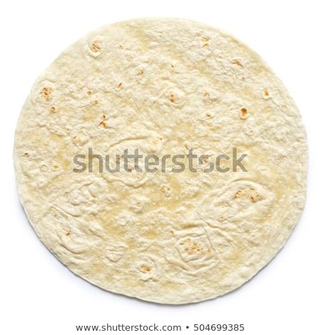 小麦粉 パン トウモロコシ 白 料理 メキシコ料理 ストックフォト © M-studio