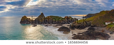 Kynance Cove Cornwall stock photo © mosnell