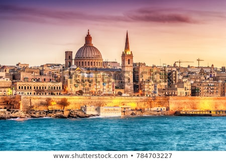 Valletta stock photo © mdfiles