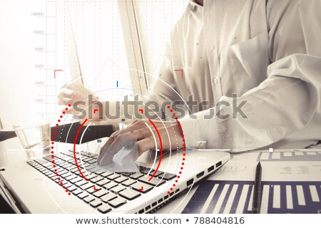 Investing Analist Concept Stock photo © Lightsource