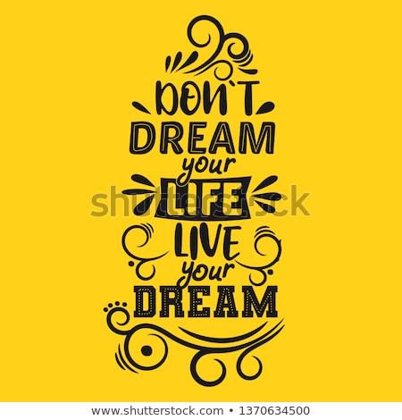 Enjoy your life Stock photo © Ansonstock