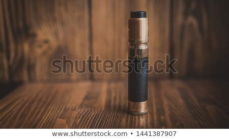 Cigarette With a Wooden Mouthpiece Stock photo © PetrMalyshev