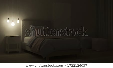 Into the light - 3D render Stock photo © Elenarts