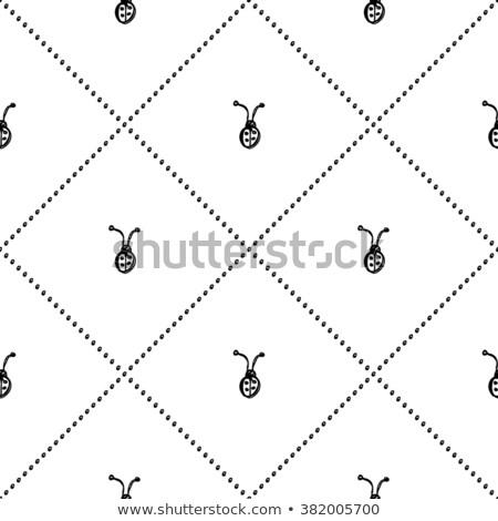 Bug And Pencil Stock photo © derocz
