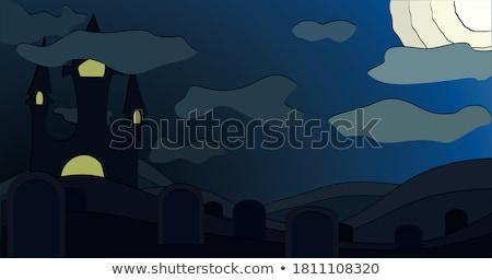 cementery Stock photo © pxhidalgo