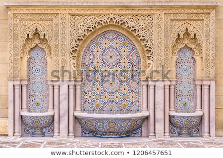 Historic Architecture in Rabat	 Stock photo © Spectral