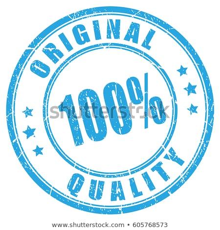Orijinal ürün pulları renk beyaz arka plan Stok fotoğraf © digitalmojito