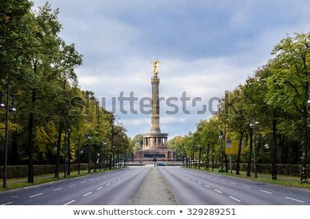 berlin siegessaeule stock photo © meinzahn