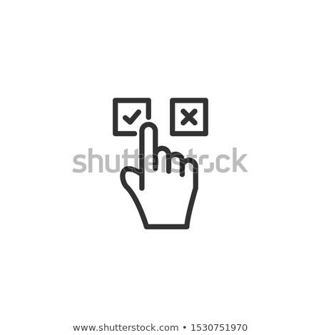 vetor · ícone · verde · botão · telefone · assinar - foto stock © aliaksandra