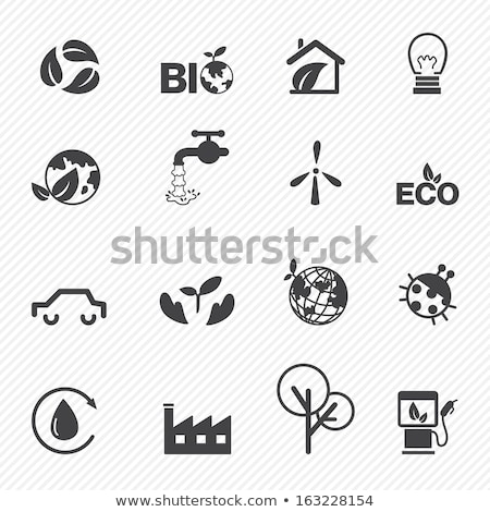Healthy Environment Symbol Stock photo © Lightsource