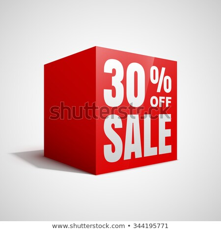 monday in 3d cubes Stock photo © marinini