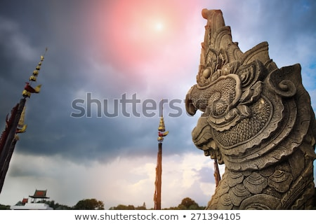 Nong Nooch Tropical Botanical Garden, details, Thailand Stock photo © dashapetrenko