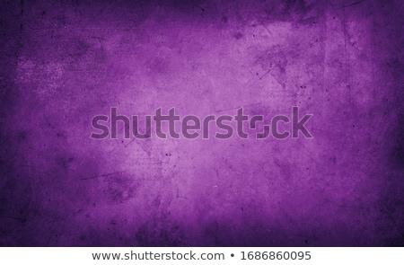 texture · viola · pietre · muro · sfondo · arancione - foto d'archivio © xamtiw
