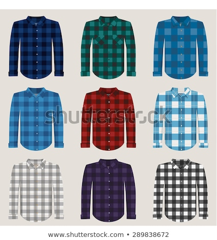 Plaid shirt Stock photo © disorderly