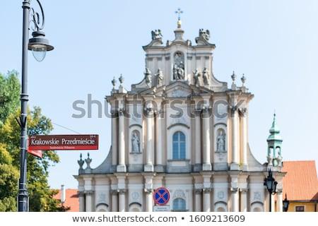 oude · nieuwe · gebouwen · centrum - stockfoto © filipw