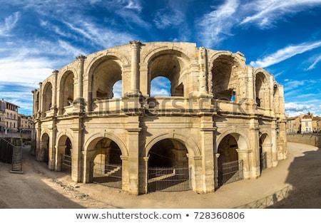 Paredes famoso arena Foto stock © meinzahn